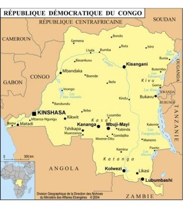 Kivu du Congo
