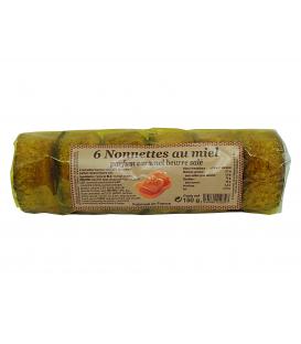 Nonnettes fourrées caramel beurre salé