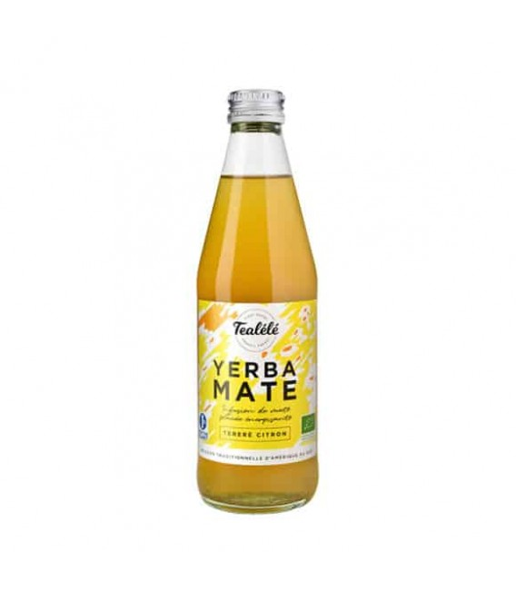 Yerba maté citron