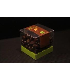 Raisins doré au sauternes cube